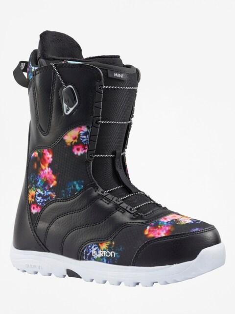 Burton Snowboardschuhe Mint Wmn (black/multi)