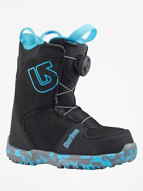 Burton Snowboardschuhe Grom Boa (black)