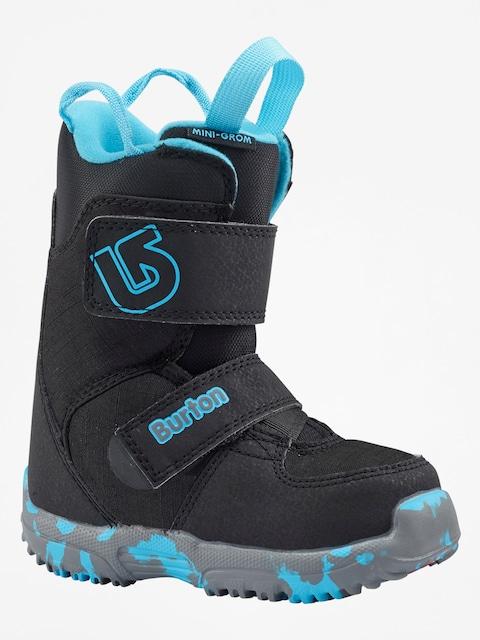 Burton Snowboardschuhe Mini Grom (black)