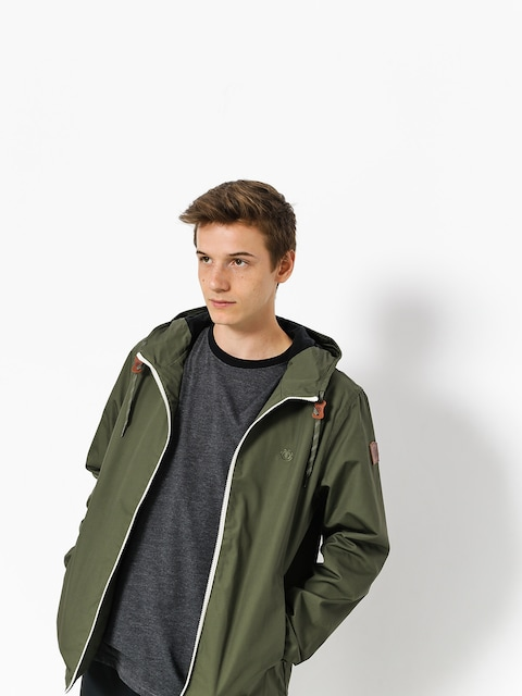 Element Jacket Alder (moss green)