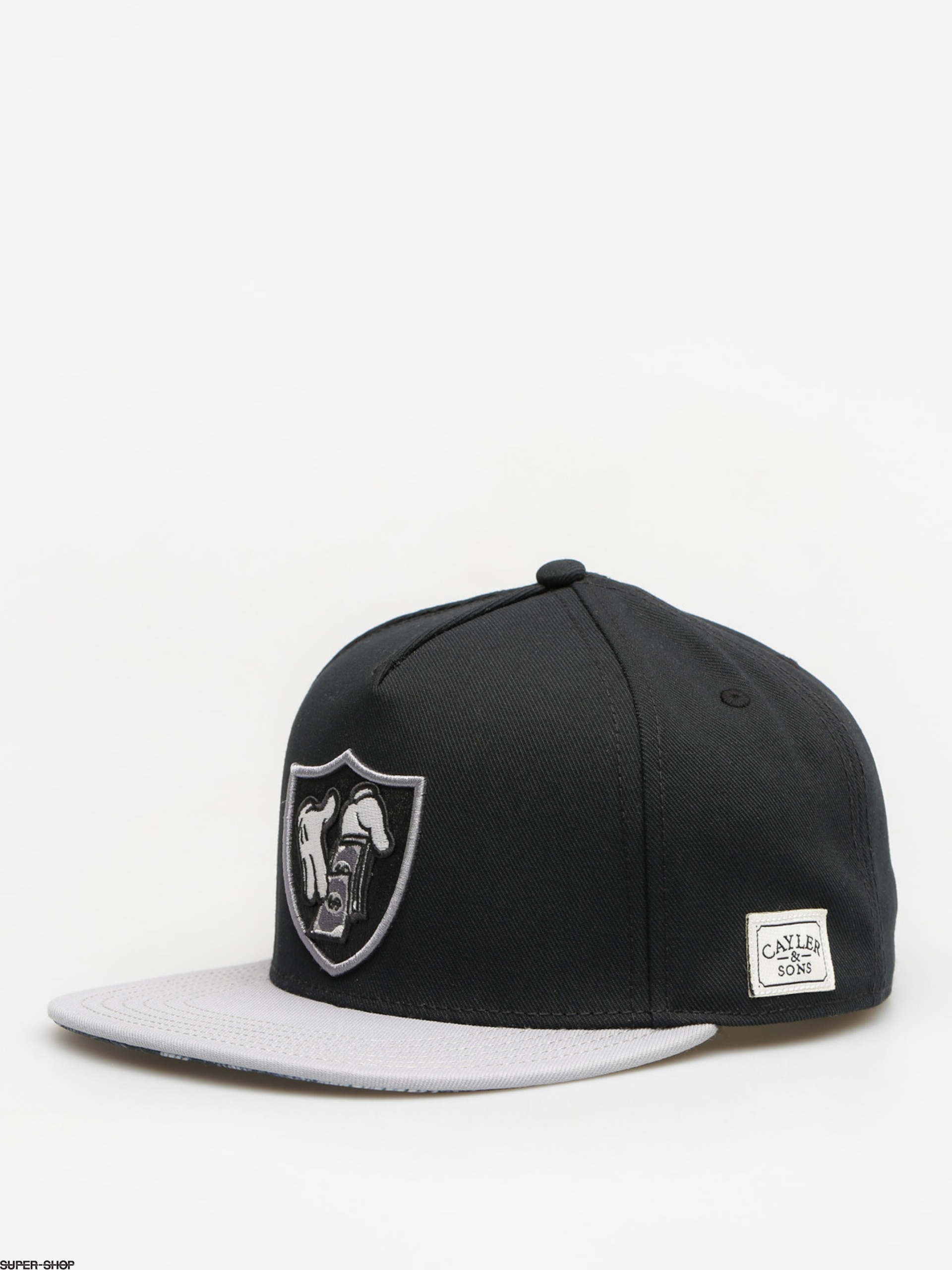 Cayler & Sons Cap To Blow ZD (black/grey)