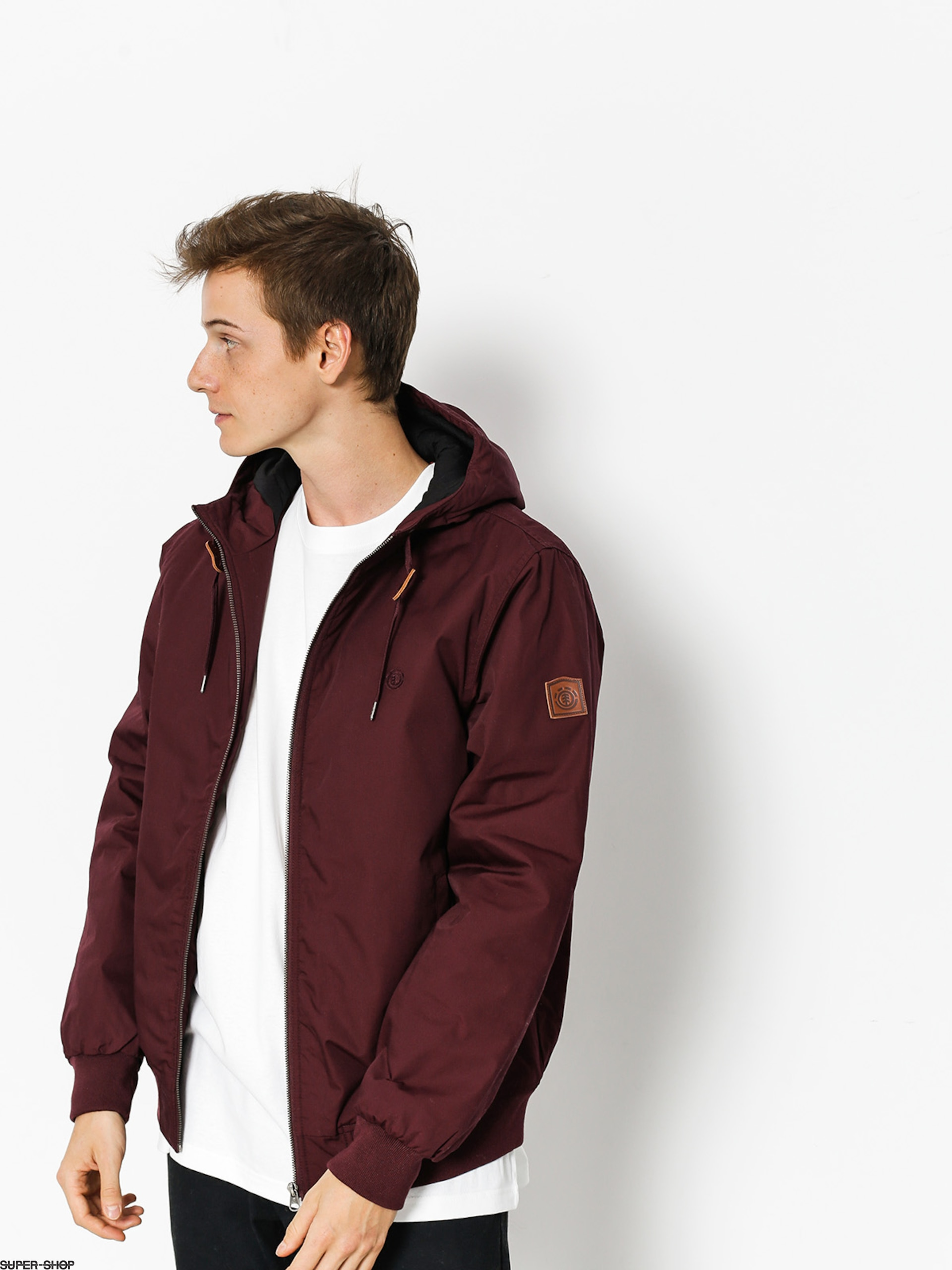 Element Jacke Dulcey (napa red)