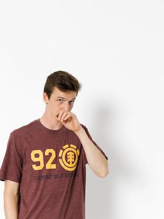 Element T-Shirt Original (oxblood heather)