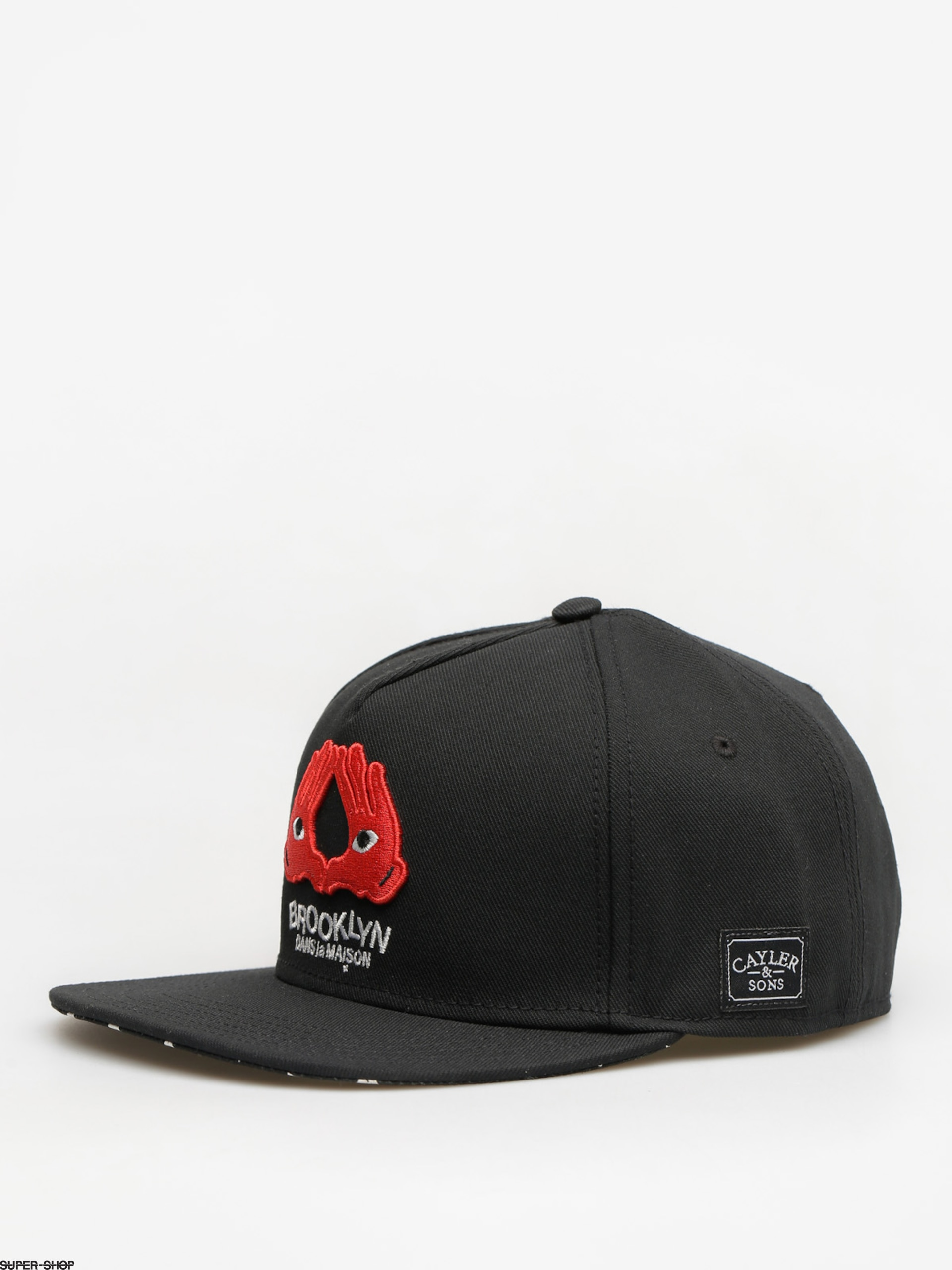 Cayler & Sons Cap In The House ZD (black)