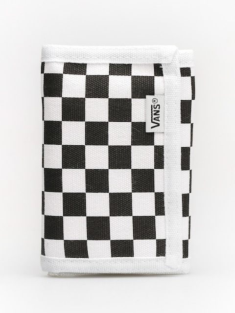 Vans Geldbörse/Portemonnaie Slipped (black/white)