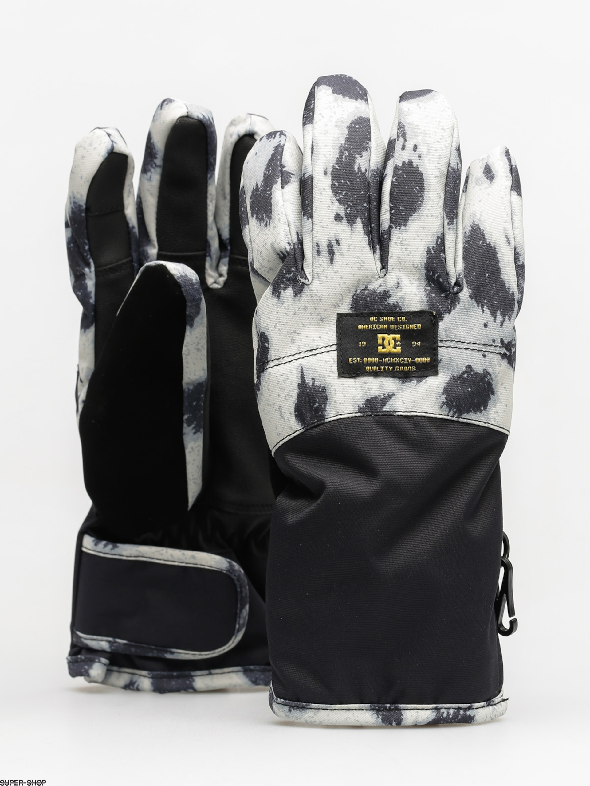 DC Gloves Franchise Glov Wmn (snow leopard)
