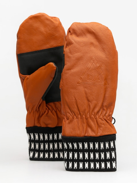 DC Gloves Supply Mttn (leather brown)