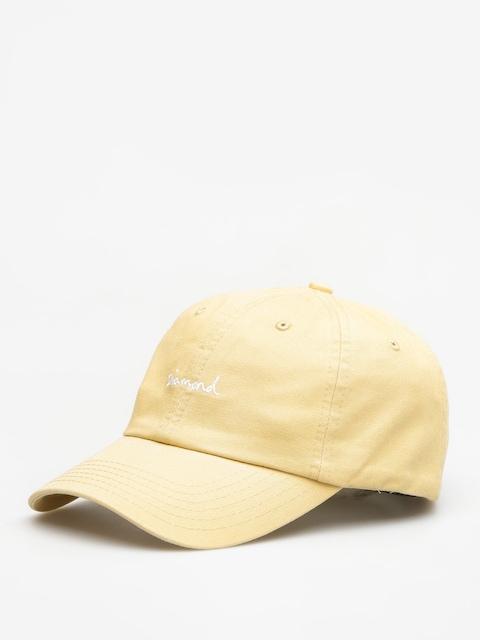 Diamond Supply Co. Cap Og Script Sport ZD (khaki)