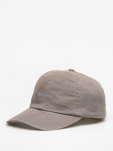 Diamond Supply Co. Cap Og Script Sport ZD (green)