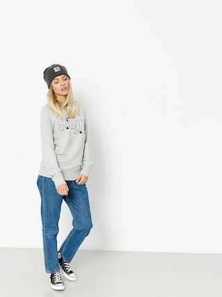 Roxy Sweatshirt Sailor Groupie Wmn (heritage heather)