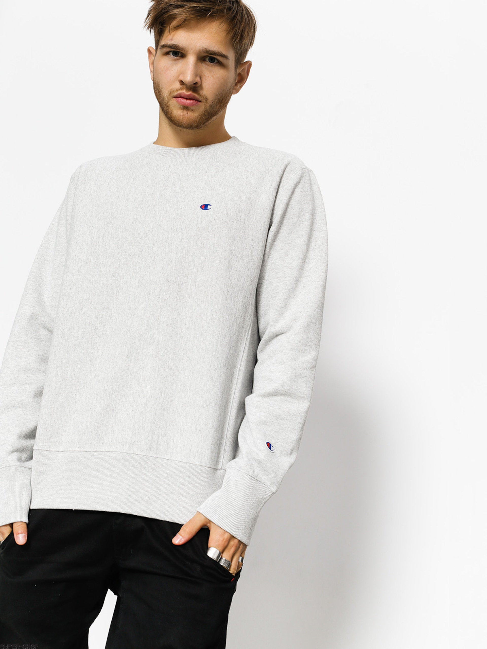 Champion Sweatshirt Reverse Weave Terry 210965 (loxgm)