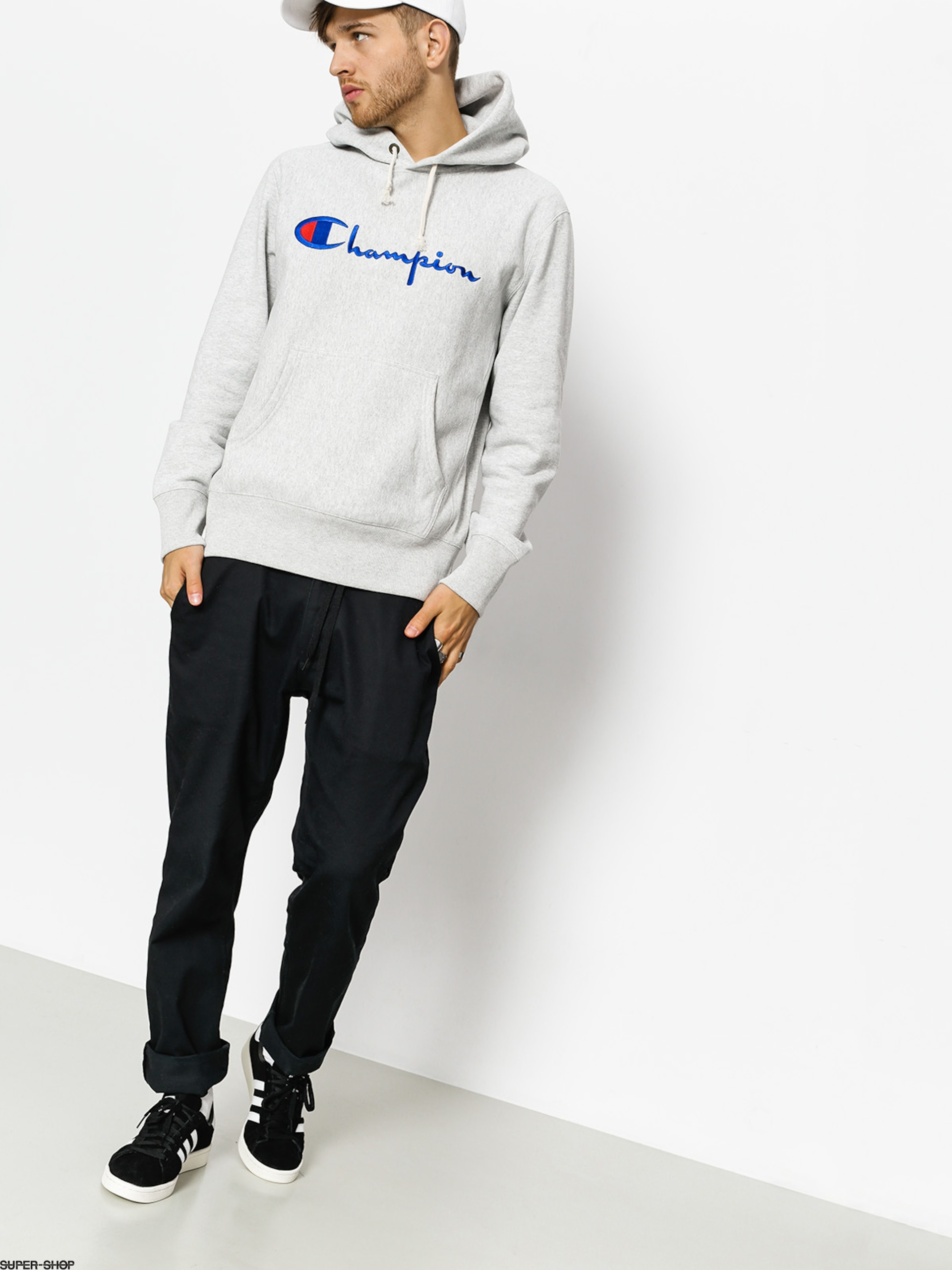 Champion Hoody Reverse Weave Terry 210967 HD (loxgm)