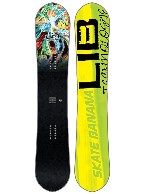 Lib Tech Snowboard Sk8 Banana Btx (paril)