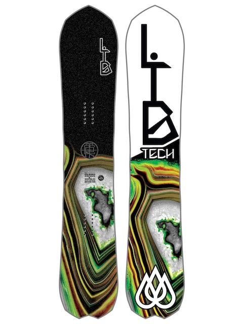 Lib Tech Snowboard T Rice Gold Member Fp C2X (white)