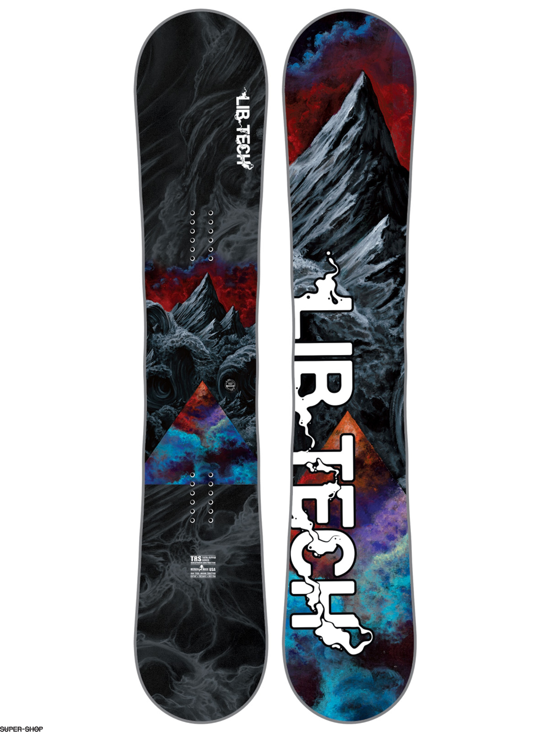 Lib Tech Snowboard Trs Hp C2X (multi)