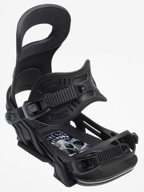 Bent Metal Snowboard bindings Transfer (black)