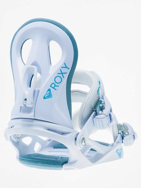 Roxy Snowboardbindung Glow Wmn (white)