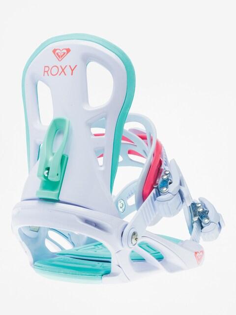 Roxy Snowboardbindung Classic Wmn (white)