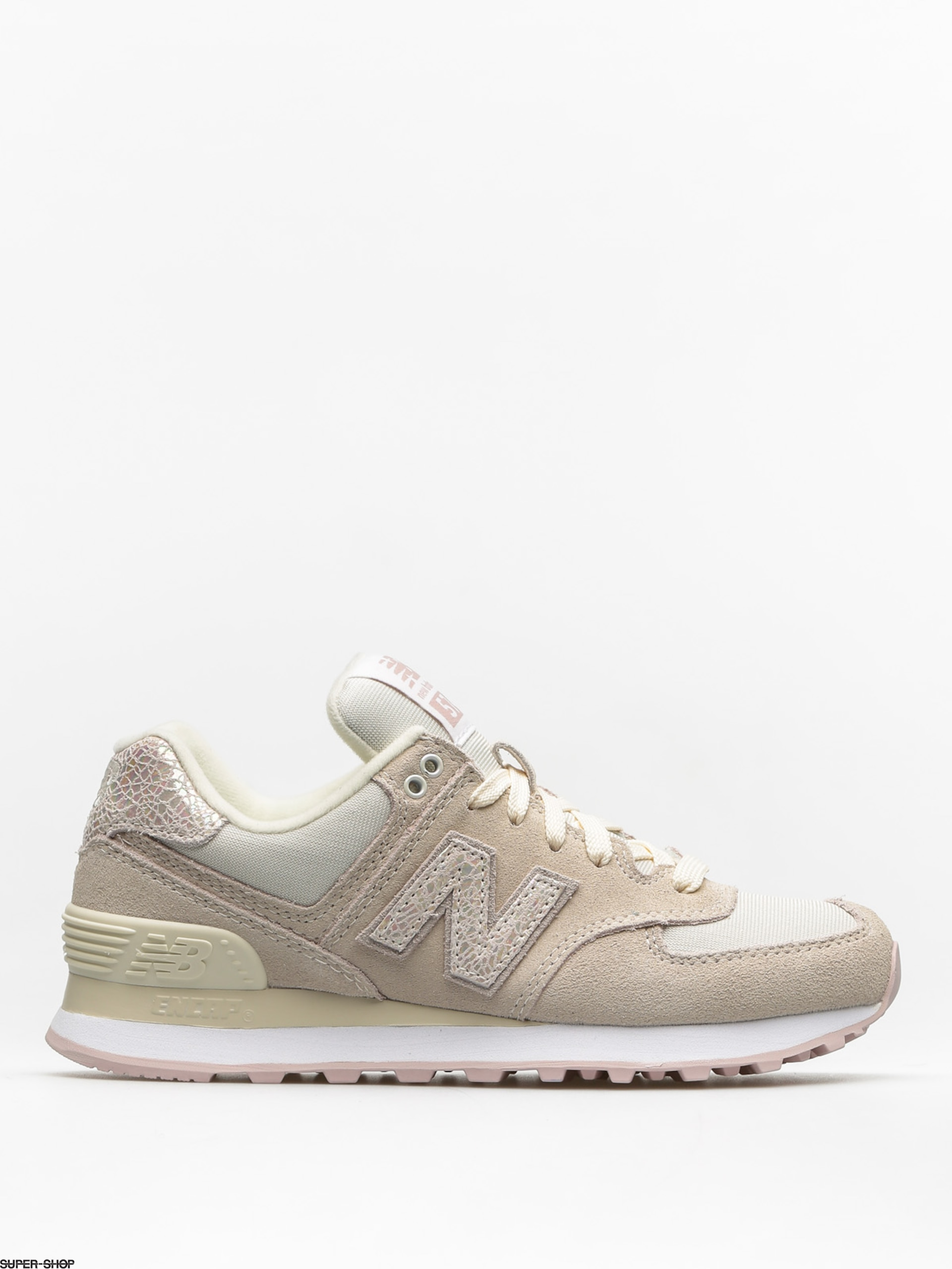 New Balance Schuhe 574 Wmn (off white)