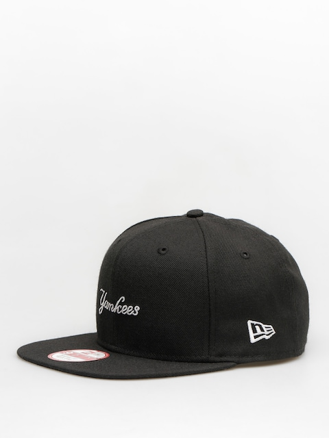 New Era Cap Wool Mlb Wordmark ZD (black)