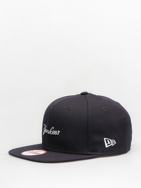 New Era Cap Wool Mlb Wordmark ZD (navy)