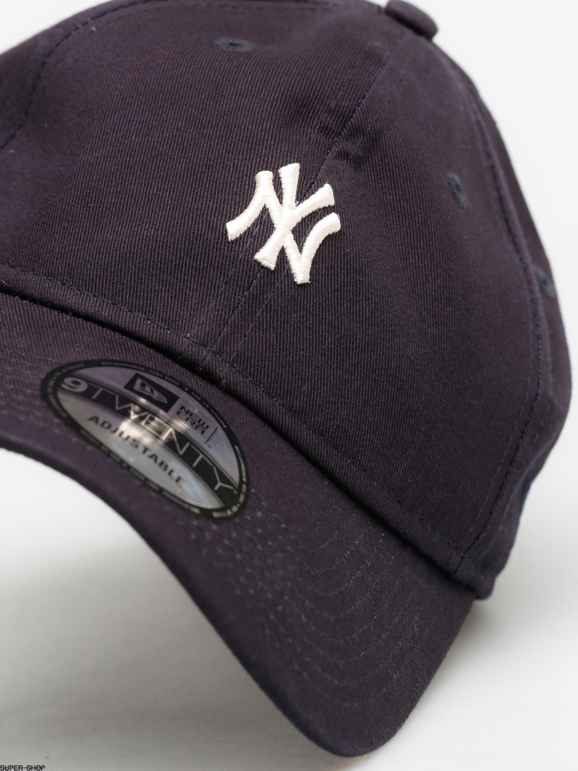 49b2b2c8965 ... discount new era cap classic mini logo mlb ny zd navy 6ca6f 02b6c