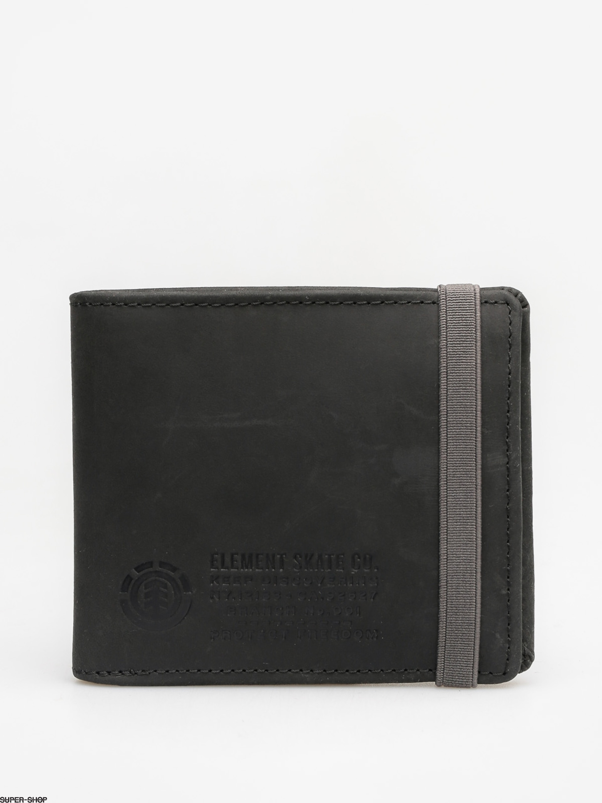 Element Wallet Endure L (black)