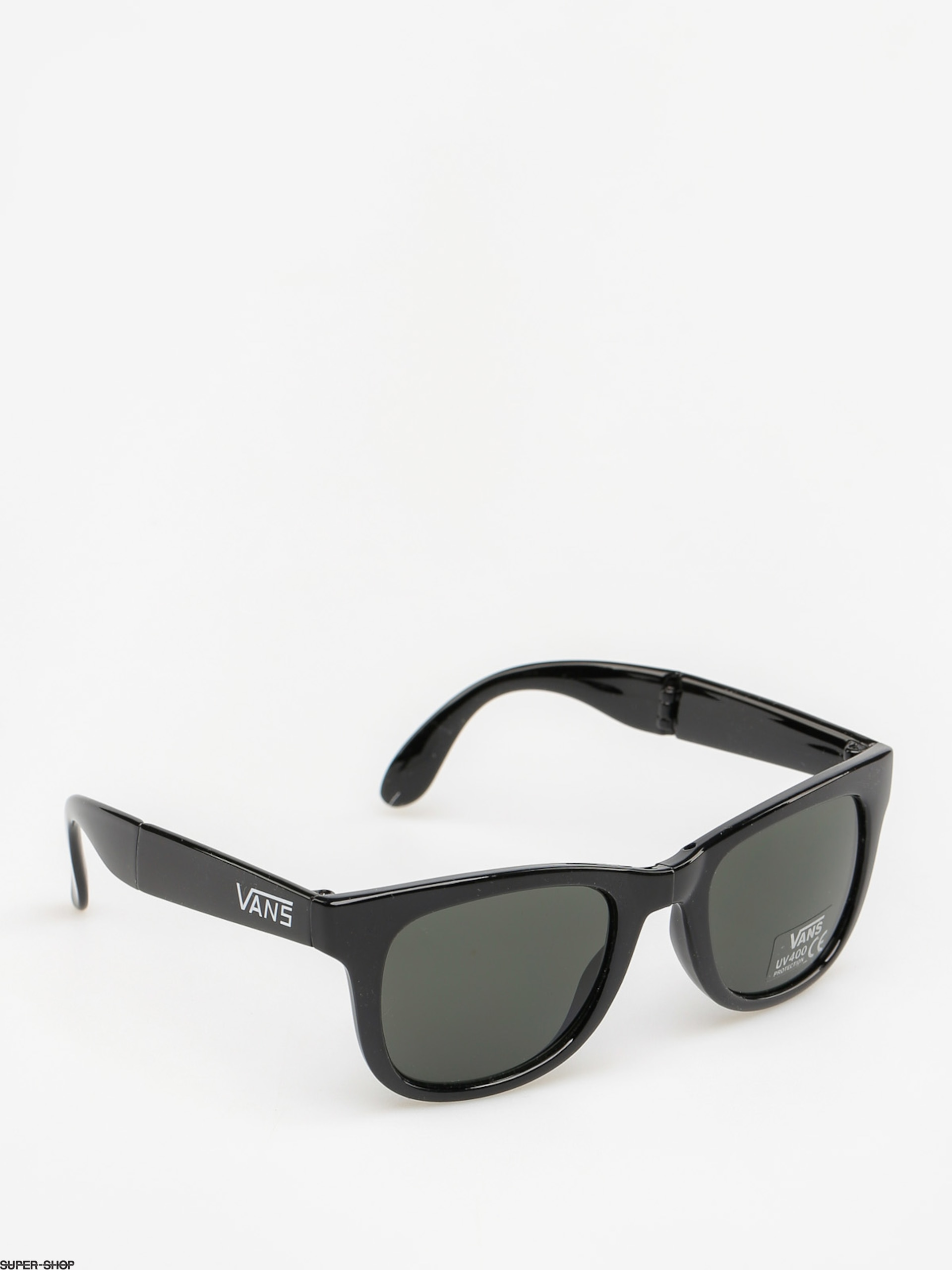 5d804e037b1a Vans Sunglasses Foldable Spicoli (black gloss)