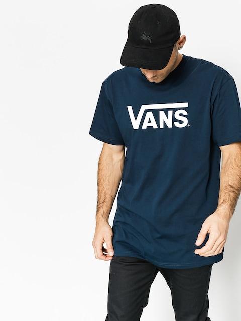 Vans T-shirt Classic (navy/white)