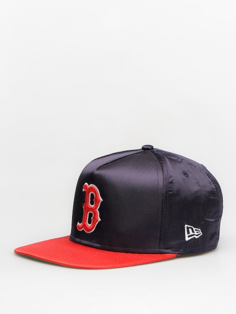 New Era Cap Mlb Team Satin Bosr ZD (navy/red)