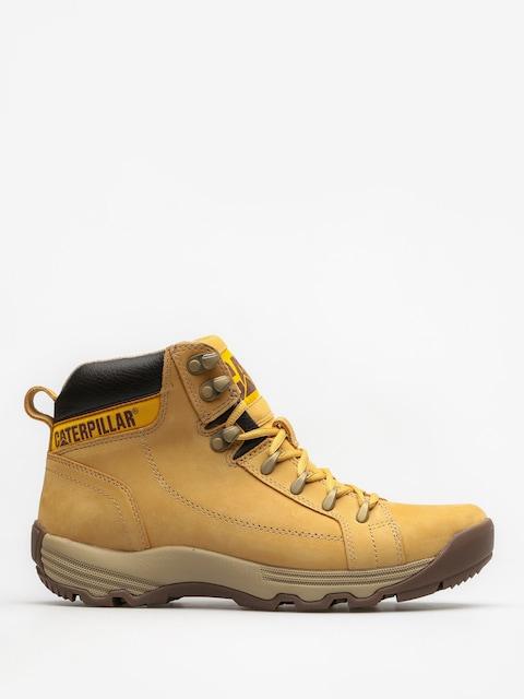 Caterpillar Winter shoes Supersede (honey reset)