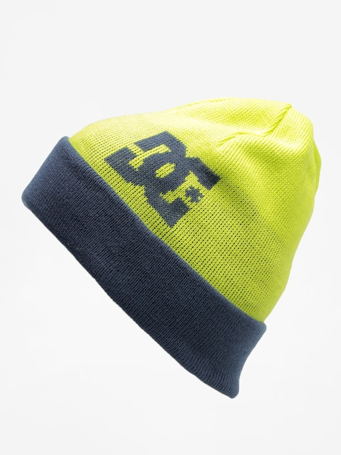 Beanie DC Bromont (navy/lime)