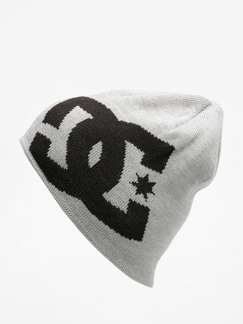 DC Beanie Big Star (grey heather)