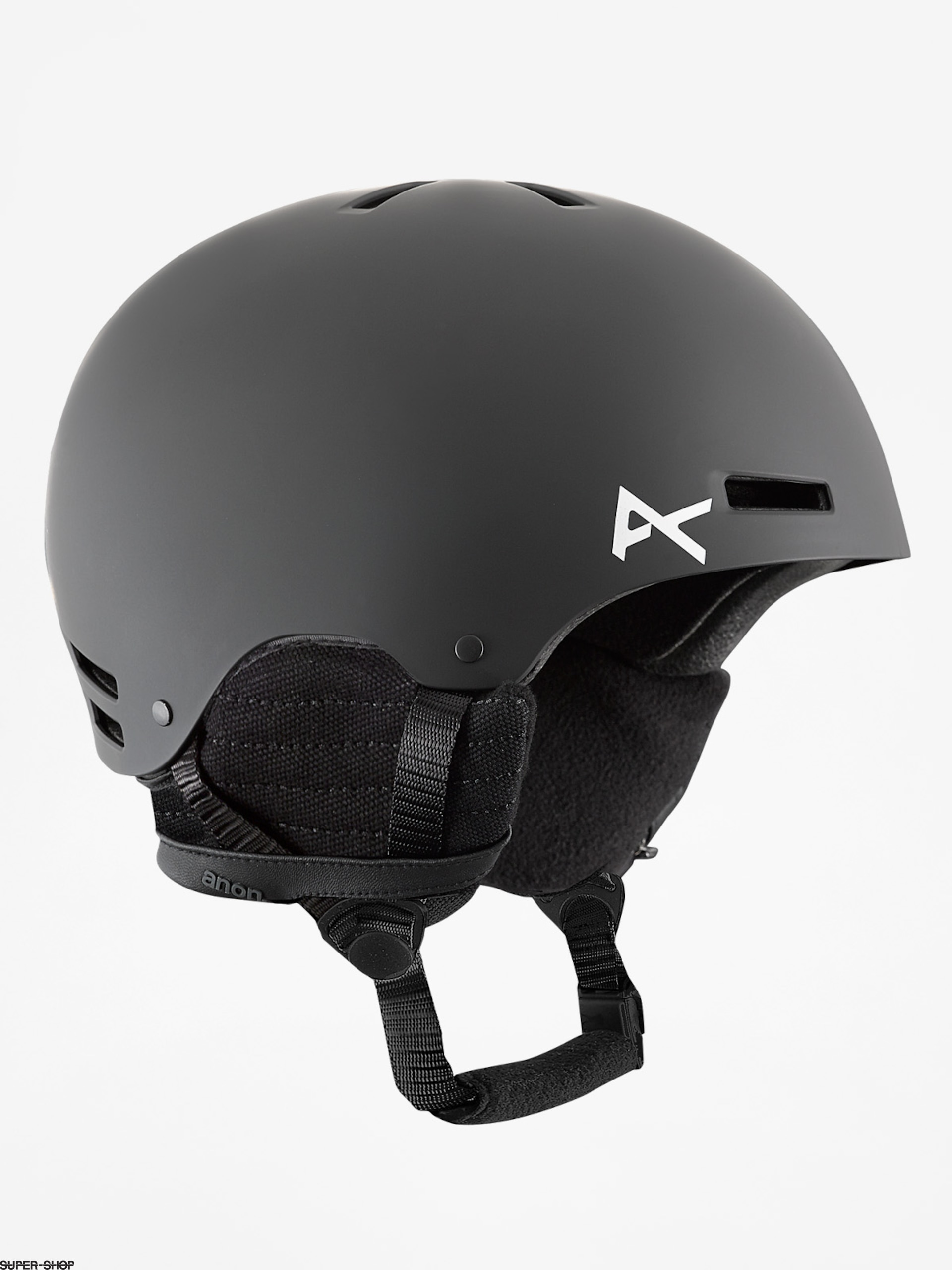 Anon Helm RIME (black)
