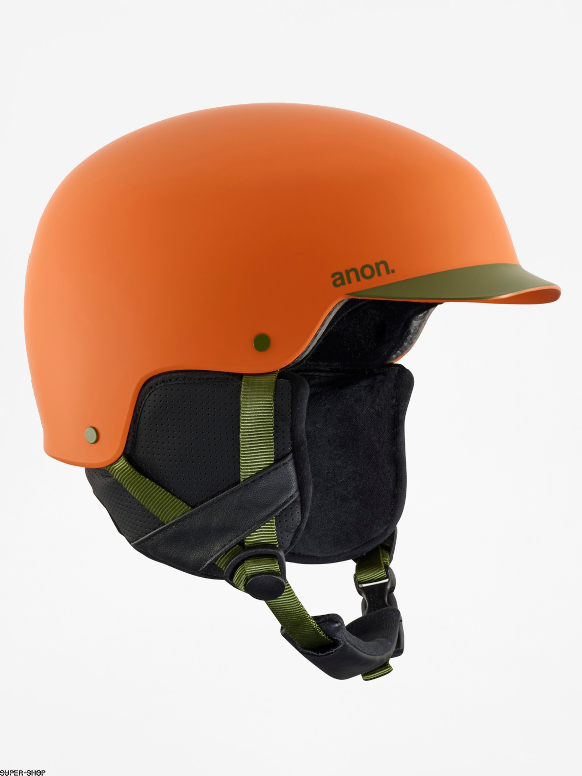 Anon Helm Blitz (orange)