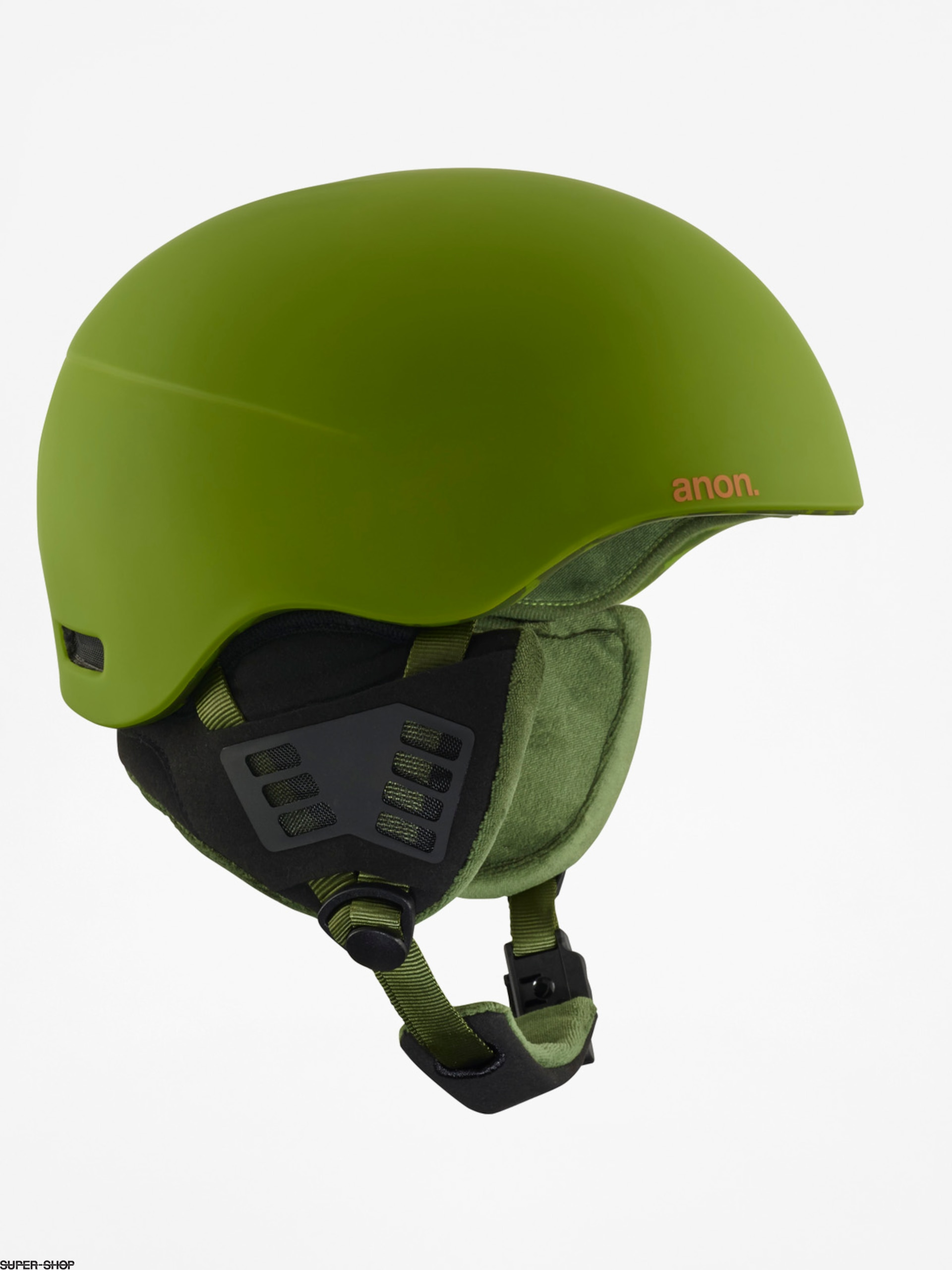 Anon Helmet Helo 2.0 (mad trees green)