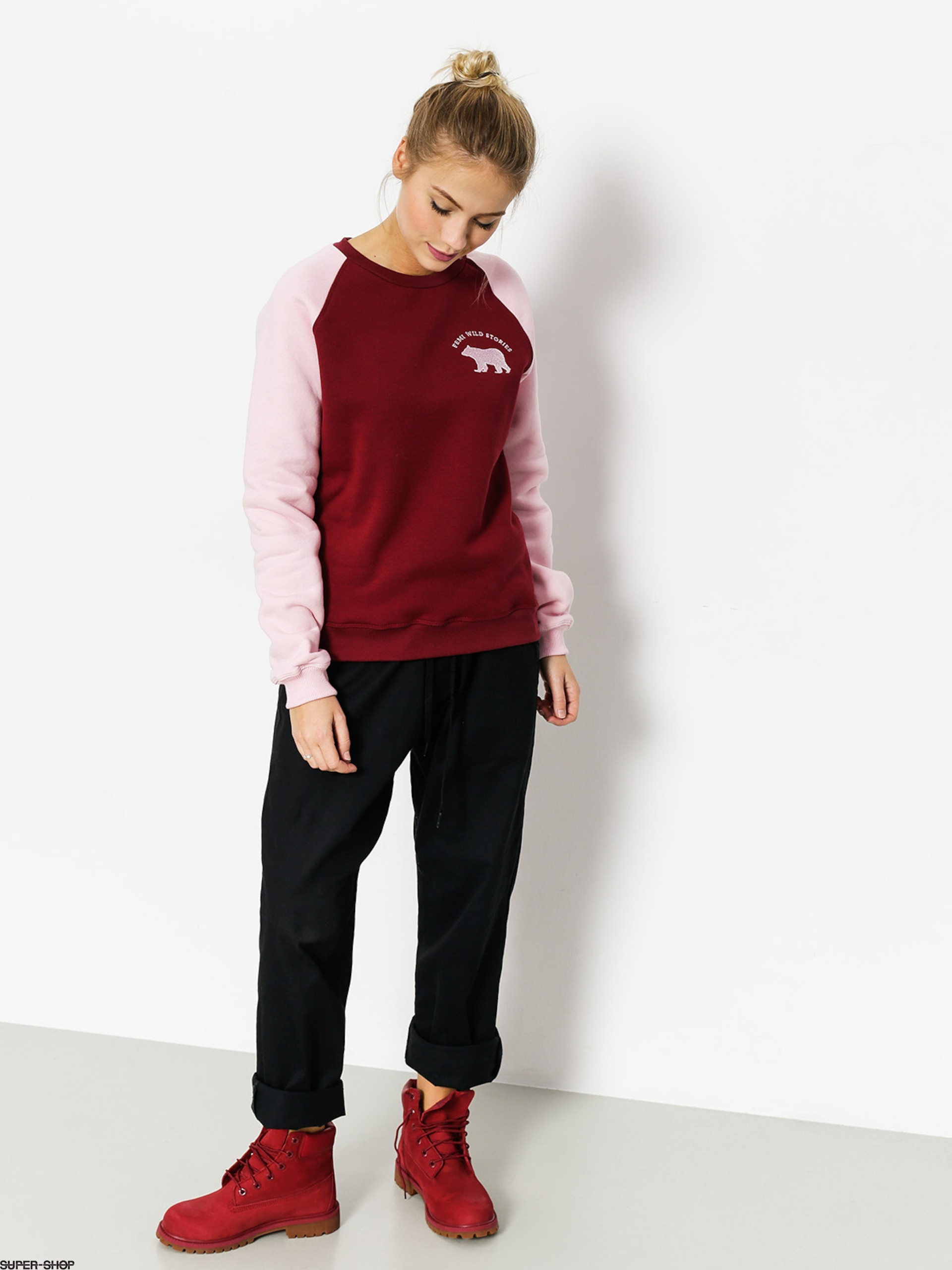 Femi Stories Sweatshirt Norton Wmn