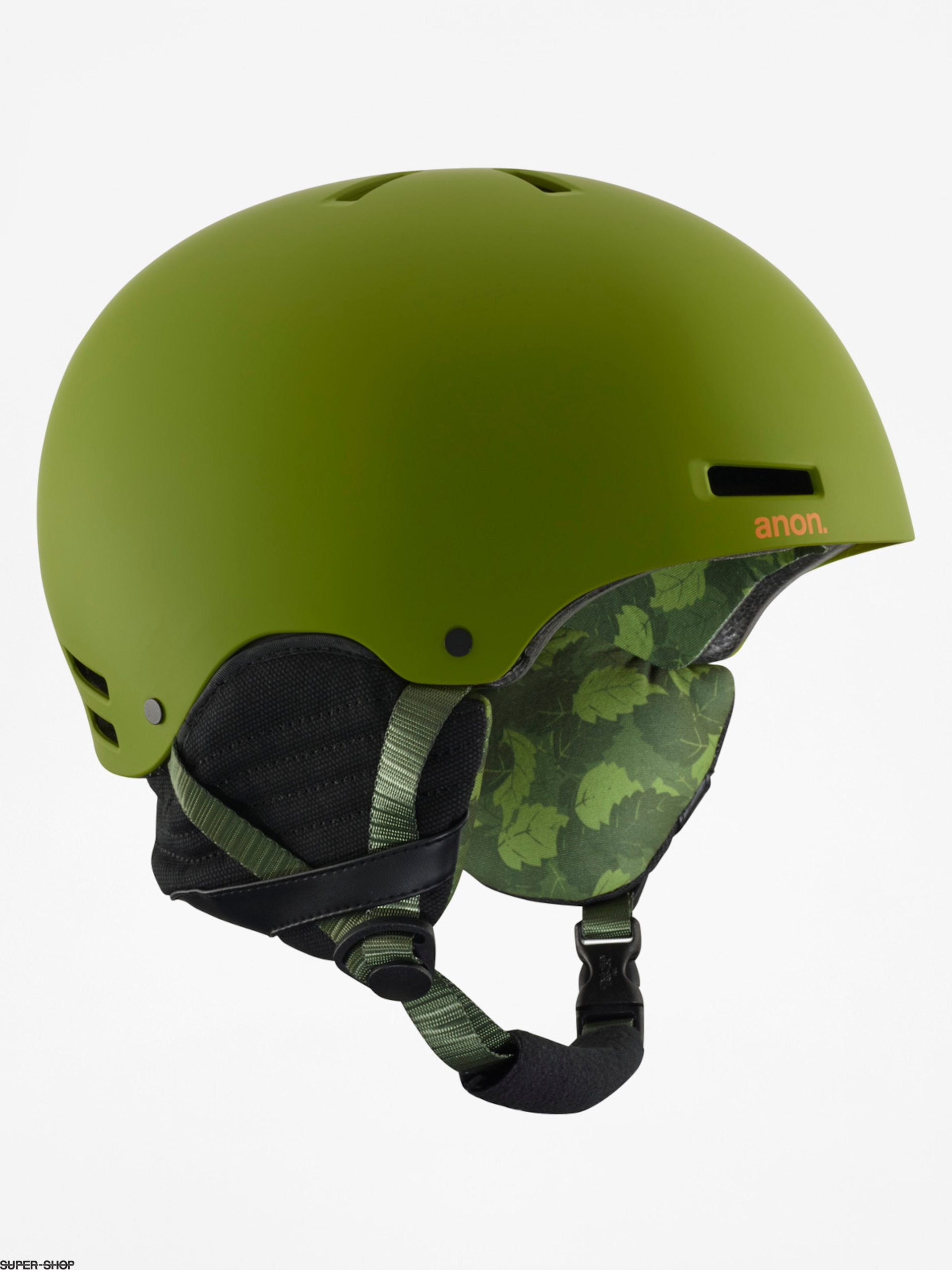 Anon Helm Raider (mad trees green)