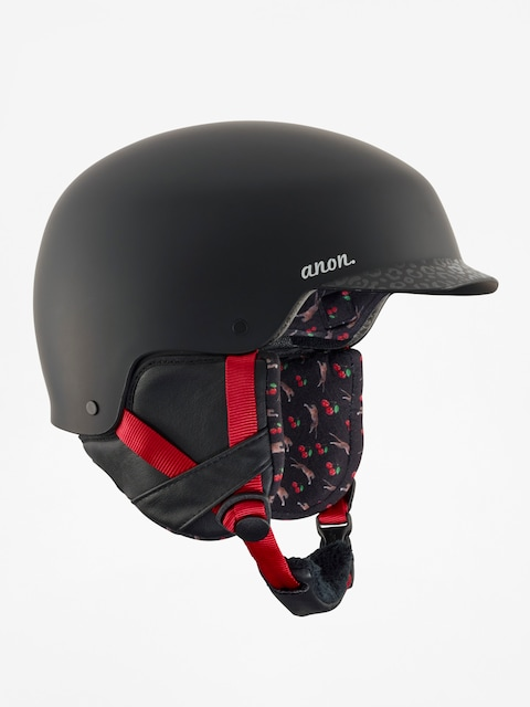 Anon Helm Aera Wmn (black cherry)