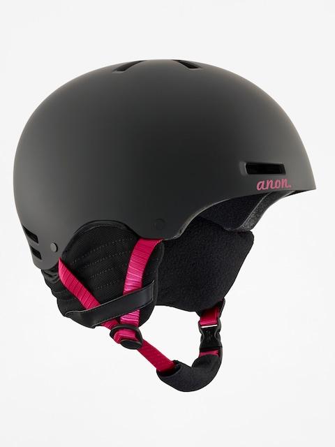 Anon Helmet Greta Wmn (black cherry)