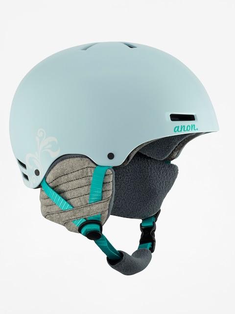 Anon Helmet Greta Wmn (empress teal)