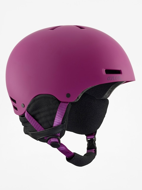 Anon Helm Greta Wmn (purple)