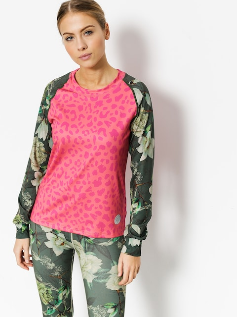 Femi Stories Longsleeve Bonn Fit Wmn (neon leo)