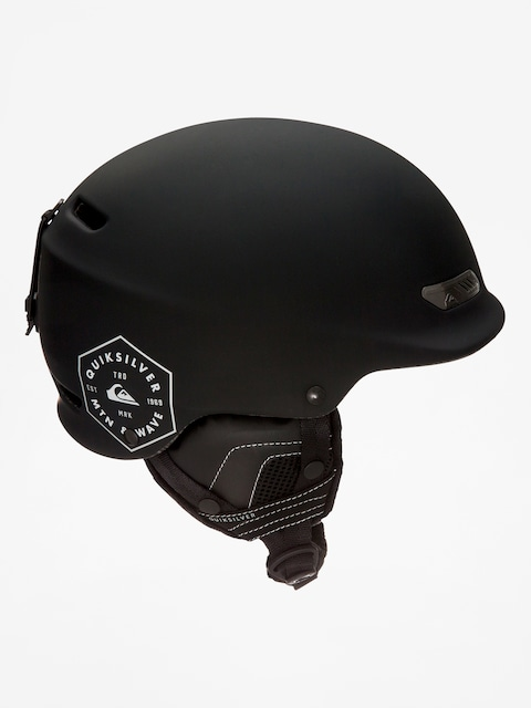 Quiksilver Helm Wildcat (black)