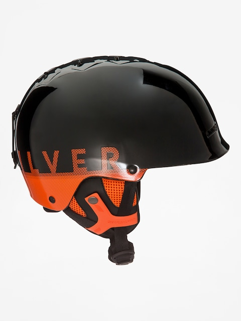 Quiksilver Helmet Fusion (ketchup red)