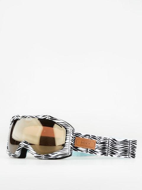 Roxy Goggle Sunset Art Seri Wmn (true black savanna)