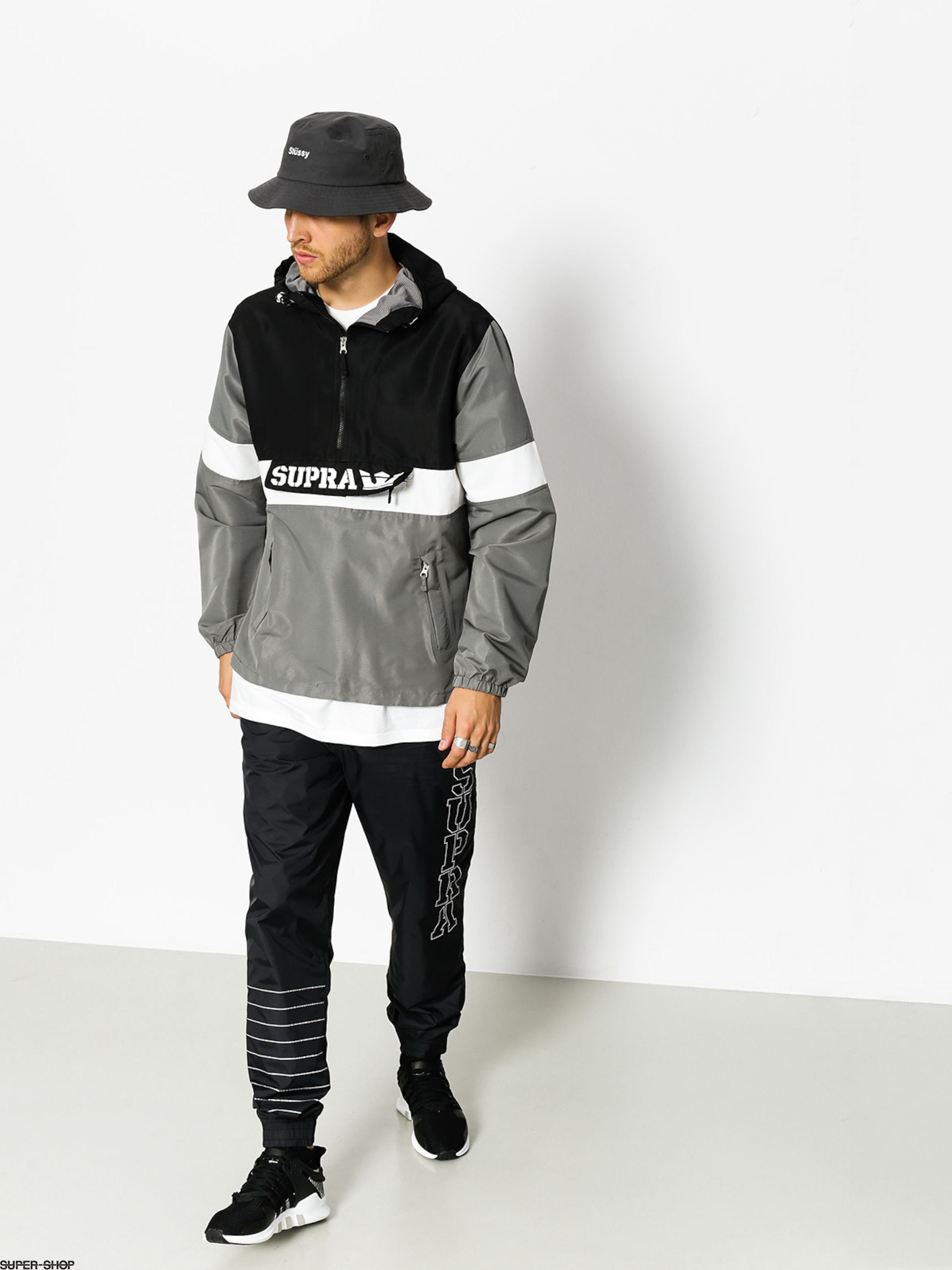 Supra Jacket Deck Anorak (grey)