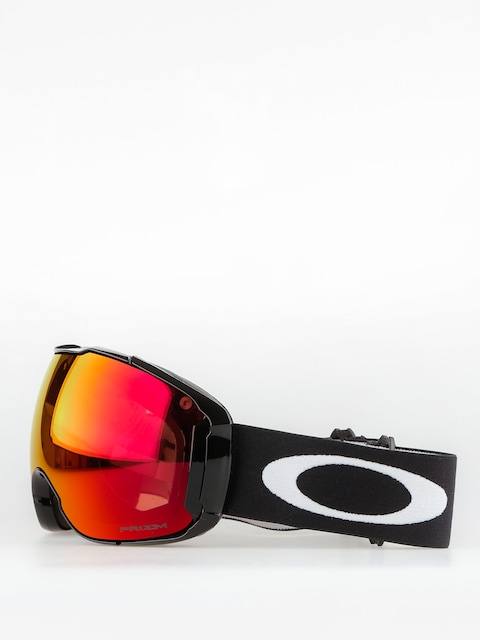 Oakley Goggles Airbrake XL (jet black/prizm torch iridium & prizm sapphire iridium)