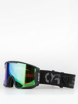 Oakley Goggles Line Miner (factory pilot blackout/prizm jade iridium)