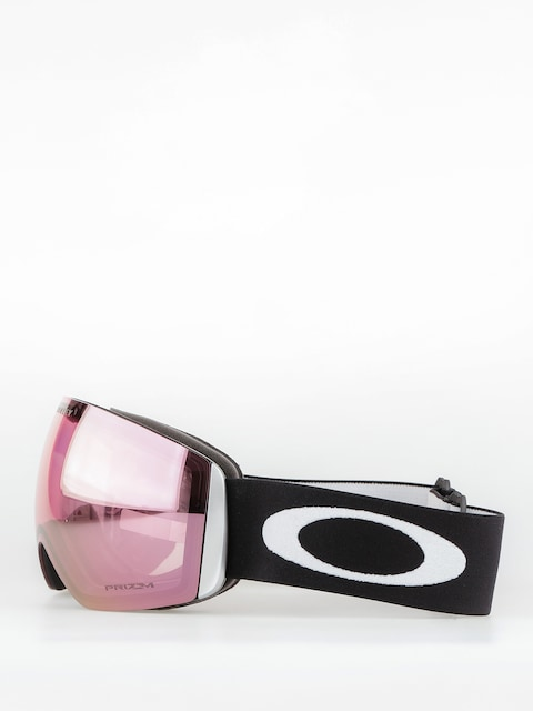 Oakley Goggles Flight Deck (matte black/prizm hi pink iridium)